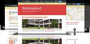 WordPress tema med flere sideoppsett